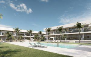 Antilia Terraces III, 3 soveroms Leiligheter i nydelige Mar de Cristal