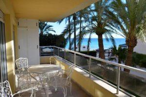 2 soveroms leilighet 50 meter fra stranden Playa de Los Locos i Torrevieja