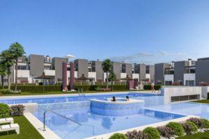 La Isla II, 2 Soveroms leiligheter i Torrevieja