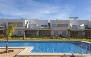 Residencial Capri VII, 2 soveroms Leilighet ved Vistabella Golfbane