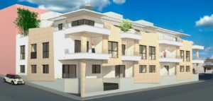 Vista Azul XXXIII, 3 soveroms leiligheter 100m fra stranden i Torre de la Horadada