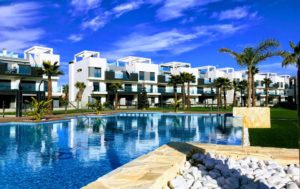 Oasis Beach XIII, 3 soveroms leiligheter i El Raso, Guardamar