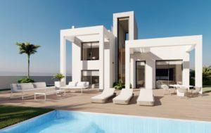 Sunny Hills Resort Villa, 3 Soveroms Leilighet med spektakulær utsikt i Finestrat
