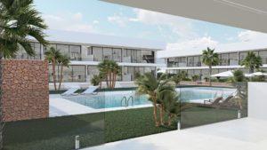 Antilia Terraces II, 2 soveroms Leiligheter i nydelige Mar de Cristal
