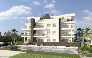 Boavista, 2 soveroms leilighet i Villamartin