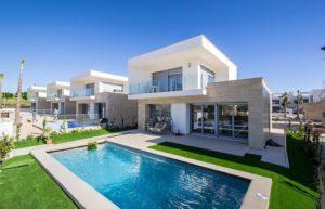 Villa Maldiva, 3 soveroms Villa nær Vistabella Golf