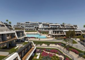 Iconic, 2 soveroms leiligheter med fantastisk utsikt i Gran Alecant