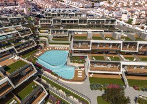 Iconic, 3 soveroms leiligheter med fantastisk utsikt i Gran Alecant