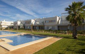 Residencial Capri VI, 2 soveroms Leilighet ved Vistabella Golfbane