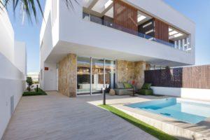 Farallon, 3 soveroms stor villa i San Pedro del Pinatar